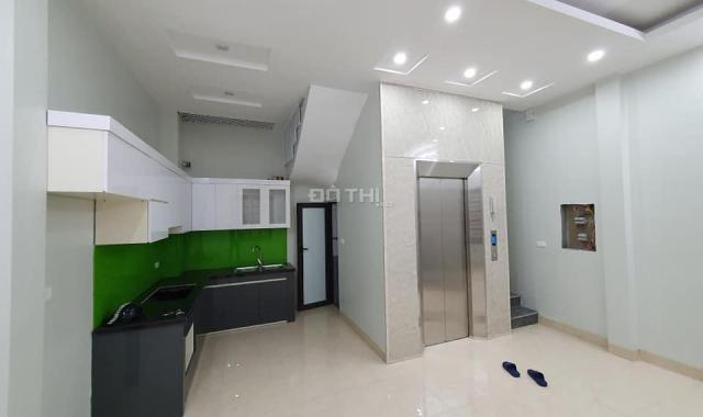 Bán nhà phố Nguyễn Lân Thanh Xuân 40m2, 6 tầng, MT 5.3m thang máy ở ngay văn phòng