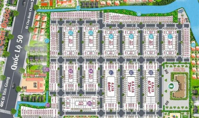 Ưu đãi sập sàn tặng ngay 4 chỉ vàng SJC + Chiết khấu ngay 30 triệu tại dự án Tân Lân Residence