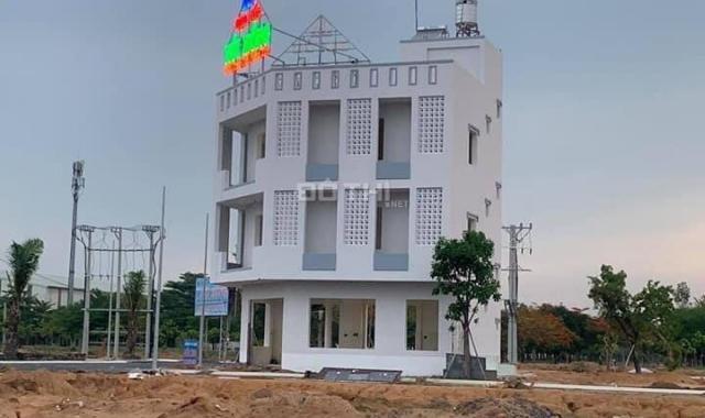 Cần vốn kinh doanh cần bán gấp miếng đất ở cầu Khánh Vân, 70m2 thổ cư, giá 690 tr, LH 0564698115
