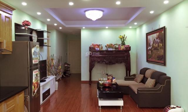 Tôi cần bán căn hộ HH3A Linh Đàm, DT 82m2 đầy đủ nội thất, tầng đẹp 1,45 tỷ