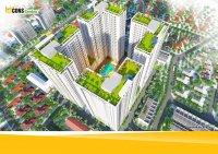 Bcons Garden căn 44m2 và 63m2 chỉ từ 1.07 tỷ - Vietcombank hỗ trợ LS cực rẻ - Thanh toán 130tr