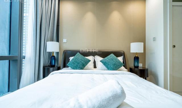 Cho thuê căn hộ cao cấp Indochina Plaza - 233 Xuân Thủy 3PN - 113m2 (nhà đẹp - giá cực tốt)