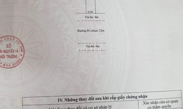 Bác Thành 58 tuổi cần bán mấy miếng đất ngay KDC Vietsing - KCN VSIP 1 giá chỉ có 15 triệu/m2