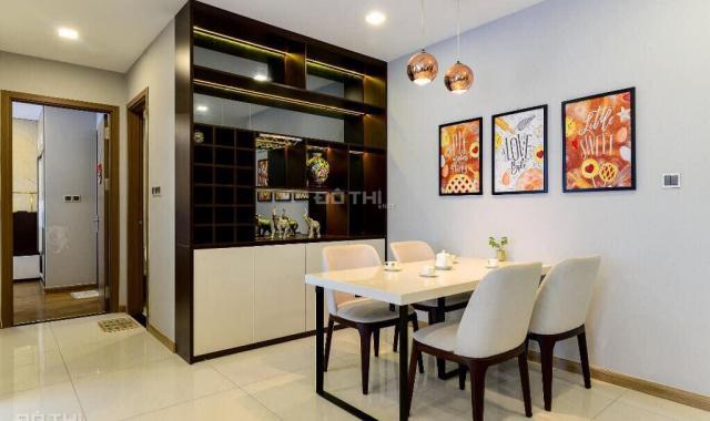 Cho thuê căn hộ Indochina Plaza - 233 Xuân Thủy, 3PN - 113m2 - giá 20 triệu/th