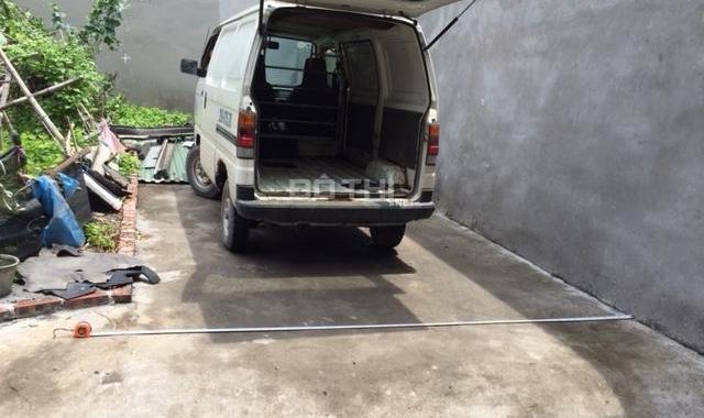 Đất Thạch Bàn 37,5m2 ô tô 7 chỗ đỗ cửa