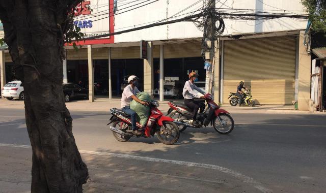 Cần bán đất mặt tiền Hà Huy Giáp, P. Thạnh Lộc, Q12, gần ngã tư Ga - TP HCM