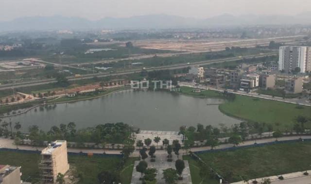 Bán căn 2 phòng ngủ view hồ 58m2, duy nhất tại chung cư Bách Việt - Bắc Giang