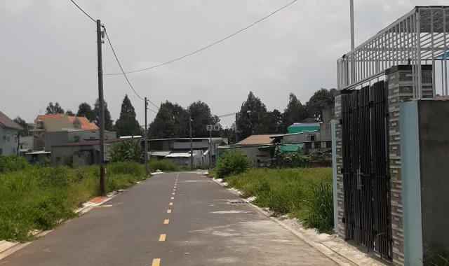 Bán lô đất P. Tân Hạnh 61m2 sổ hồng riêng thổ cư, cách Bùi Hữu Nghĩa 80m giá 1.45 tỷ