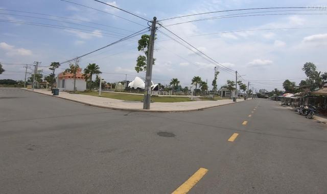Đất nền giá rẻ 620triệu/64m2 - đã có sổ riêng - đường nhựa dân cư hiện hữu - Cát Tường Phú Sinh