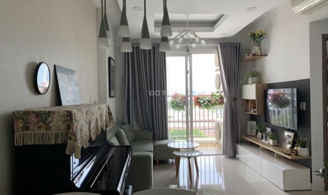 Cần bán căn hộ Galaxy 9 quận 4, tháp G1, 2PN, sổ hồng, full nội thất đẹp, giá 3.85 tỷ