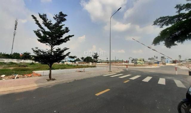 Bán lô đất mặt tiền kinh doanh trên ĐT 743, gần vòng xoay An Phú