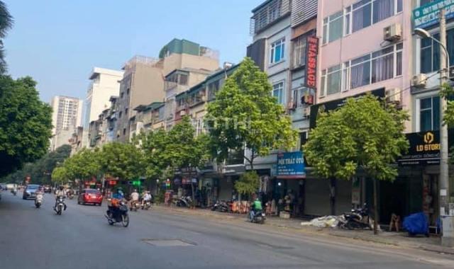 Mặt phố Trần Quốc Hoàn 5 tầng, MT 3.4m Kinh doanh siêu lợi nhuận, giá 6.75 tỷ