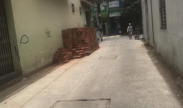 Sơn Trà 6 tỷ 4,06mx22,78m cấp 4, kiệt xe hơi Nguyễn Duy Hiệu, P. An Hải Đông