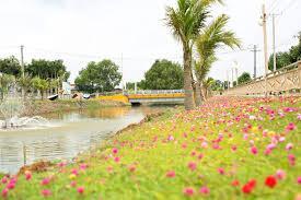 Bán đất Cát Tường Phú Sinh lô góc I7 ngay trục chính hướng ra Kỳ Quan
