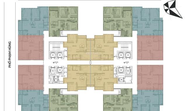 Căn góc tầng 20 chung cư Dreamland Bonanza 23 Duy Tân, Chính chủ cần bán gấp. LH 0916366333