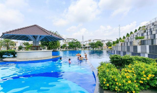 Nhà thô Melosa Khang Điền 5x17m - sổ hồng hàng hiếm - vay NH 70% - nhà mới - bảo vệ an ninh 24/7
