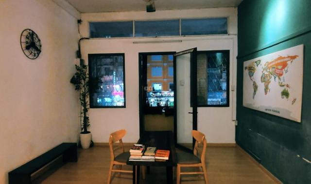 Cho thuê căn hộ full NT 18tr/th, MT Trần Hưng Đạo, 2 phòng ngủ lớn, 1 toilet, 1 bếp, 1 phòng khách