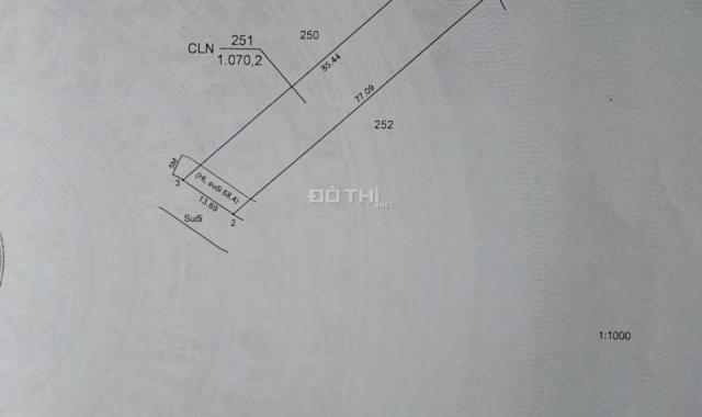 Chỉ cần 395tr có ngay 1080m2 vuông đất tại Định An, Dầu Tiếng, Bình Dương