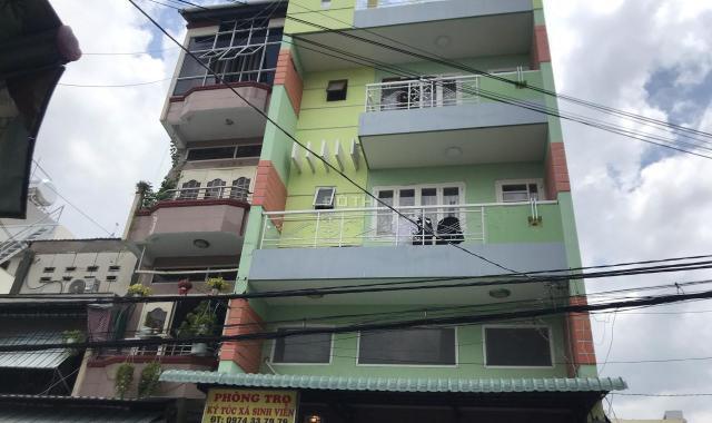 Cho thuê phòng trọ KTX mới ngay trung tâm Quang Trung - Huỳnh Khương An, Q Gò Vấp