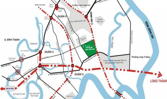 Cần thanh lý biệt thự vườn Ba Son Quận 9, 160m2, Vietcombank cho vay