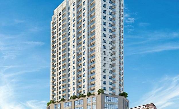 Bán căn hộ Luxury Park View cạnh Cầu Giấy, Hà Nội. 71,11m2, 2PN 2WC, giá: 2.6 tỷ