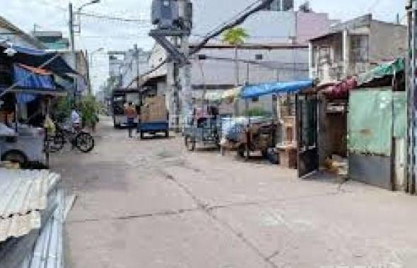 Bán nhà Lê Vĩnh Huy 80m2 giá 1.050 tỷ, 1 trệt 1 lầu, thị trấn Củ Chi, có sổ hồng. 0902437509