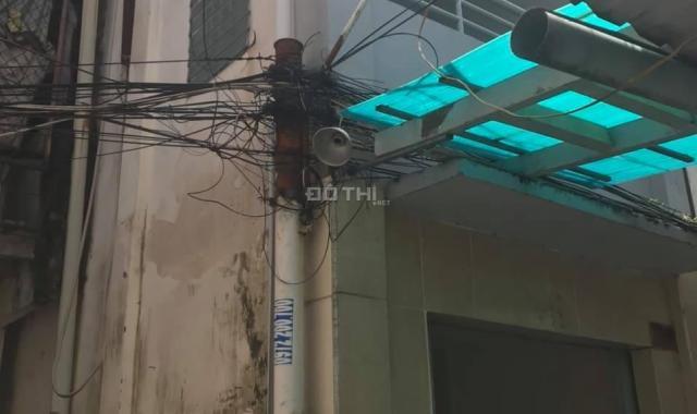Nhà 2 trục hẻm 495 đường Nguyễn Oanh, P17, GV, DT 21m2, giá 1,65 tỷ TL