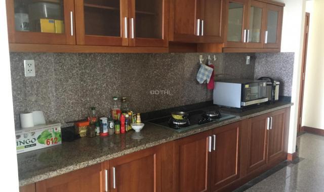 Cho thuê duplex Hoàng Anh Gold House tầng 24 + 25, DT 240m2, 4PN, 3WC, giá 14tr/th - 0909900143