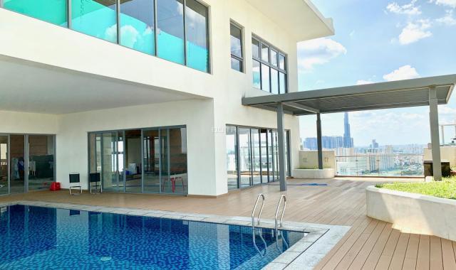 Penthouse Đảo Kim Cương rộng nhất dự án với 2 hồ bơi riêng đẳng cấp
