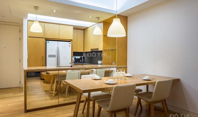 Cho thuê gấp căn hộ 98m2 2PN full nội thất cao cấp tại Indochina Plaza Xuân Thủy, giá tốt