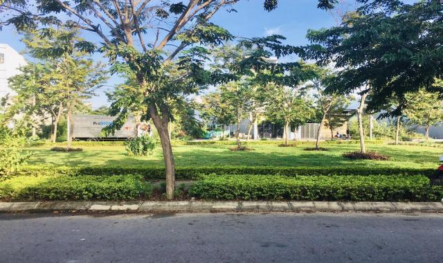 Bán đất B2.27 điện âm Nam Hòa xuân, sát cầu Trung Lương, đối diện công viên và gần sông mát mẻ