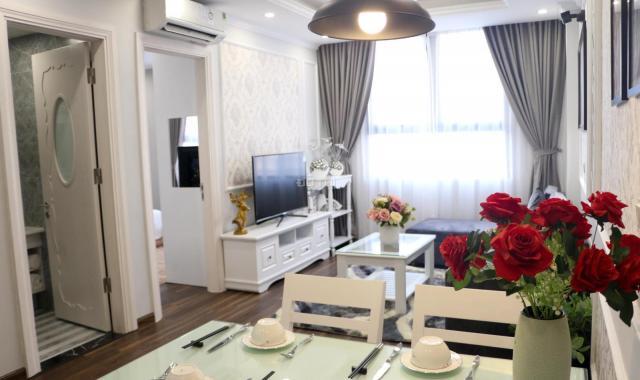 Căn 2PN BC Đông Nam đẹp nhất dự án Eco City sổ đỏ trao tay, full nội thất cao cấp