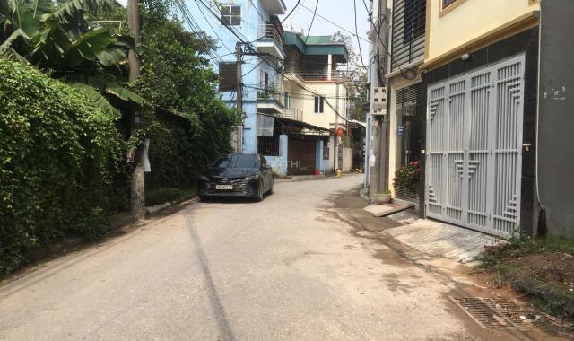 Bán đất tổ 13 Thạch Bàn đường thông ô tô tải đỗ cửa