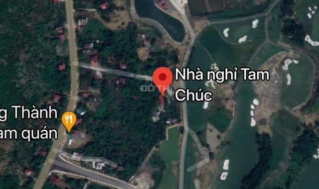 Chính chủ bán lô đất siêu đẹp giá cực rẻ tại Tam Chúc - Ba Sao