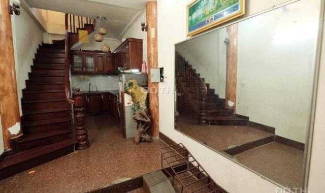 Cho thuê nhà 328 Ngọc Thụy, 6 tầng sàn gỗ vừa ở bán hàng online rất đẹp