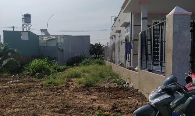 Cần bán gấp lô đất mặt tiền đường Nguyễn Thị Tươi, P. Tân Bình, TP. Dĩ An. Giá rẻ