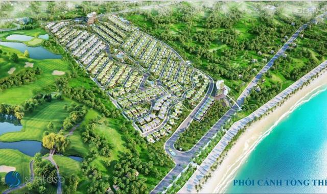 Bán đất nền dự án tại dự án Sentosa Villa, Phan Thiết, Bình Thuận diện tích 305m2, giá 16 triệu/m2