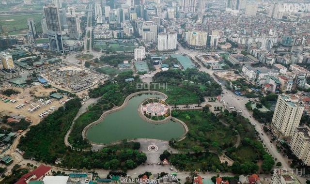 Bán căn 3PN, 85m2 hướng Nam view trực diện công viên đắt giá, nội thất đầy đủ, giá 4,7 tỷ
