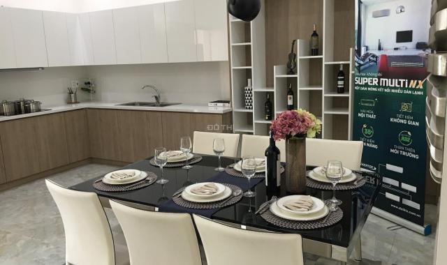 Bán căn hộ chung cư tại dự án Newtown Apartment, Thủ Đức, Hồ Chí Minh diện tích 60m2 giá 1.1 tỷ
