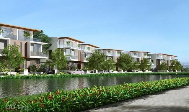 Bán biệt thự 8x20m, view hồ sinh thái đẹp nhất Dragon Village, giá tốt nhất
