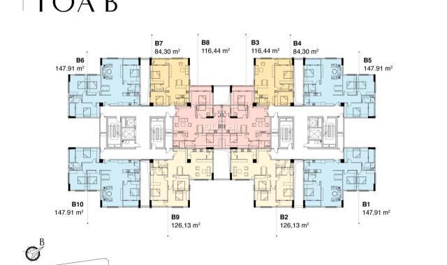 Bán căn hộ 3PN dự án Udic Westlake. Nhận nhà ngay, giá 4 tỷ full nội thất, NH hỗ trợ LS 0% 12 tháng