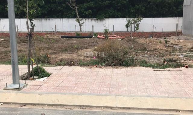 Kẹt tiền cần bán lô đất 100m2, 600 triệu mặt tiền DT 741, gần chợ Chánh Lưu