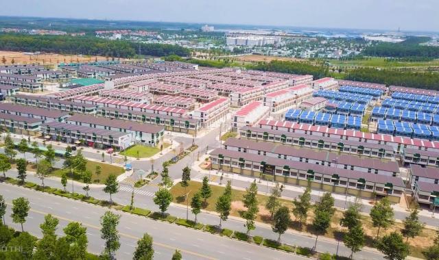 Cho thuê nhà nguyên căn 2 mặt tiền đối diện trường đại học Việt Đức. LH Mr Sơn