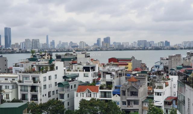 Bán nhà mặt phố Yên Phụ, Tây Hồ 106m2 x 9 tầng, MT 8m. Giá 27,5 tỷ