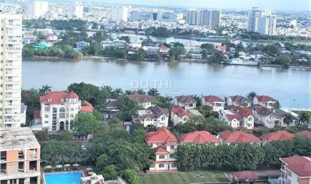 Cần bán nhanh căn hộ Tropic Garden 88m2, 2PN, tầng cao, view sông full NT, giá 3,5 tỷ