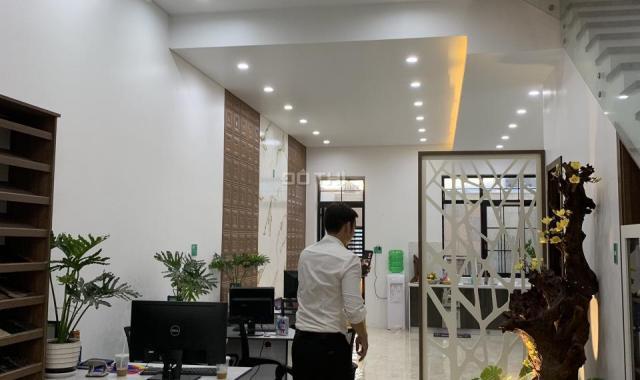 Cho thuê nhà 1 trệt 3 lầu KĐT Xanh Bàu Tràm, Quận Liên Chiểu, Đà Nẵng
