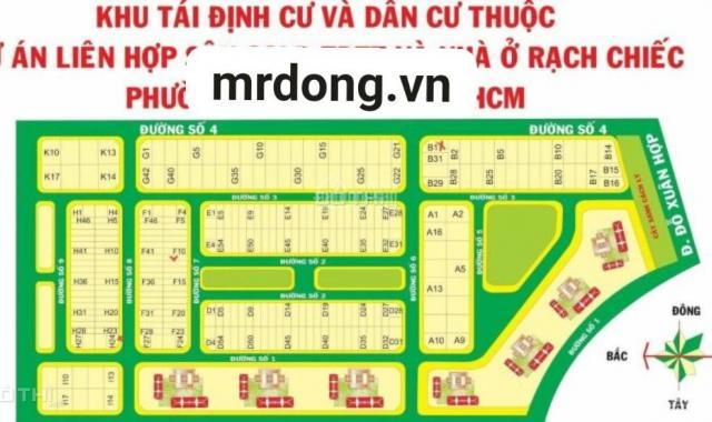 Chính chủ trục chính 25m B4 đường Số 4 Nam Rạch Chiếc đối diện 117ha Himlam Bình An 200m2, 18,6 tỷ