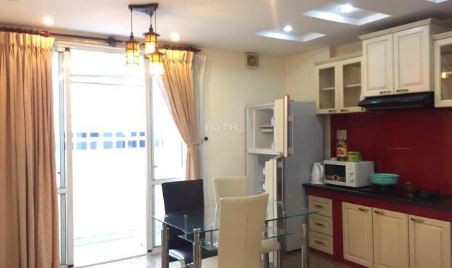 Cho thuê căn hộ Central Garden Quận 1, DT: 78m2 2PN, giá: 10.5 tr/th