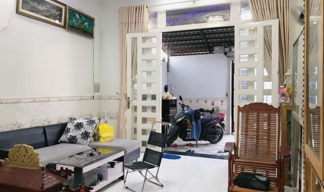 Nhà thuê khu Lê Văn Lương - Hẻm xe tải - 6x16m + 3 tầng - gía 16tr
