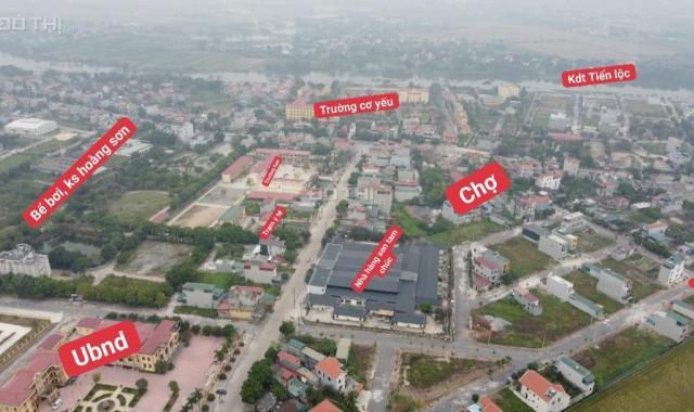 Cơ hội mua lô góc 3 mặt thoáng phường Lê Hồng Phong - Phủ Lý - Hà Nam chỉ 1,35 tỷ